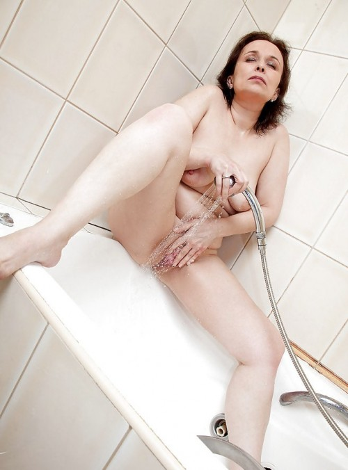 Jag blir kåt i duschen
