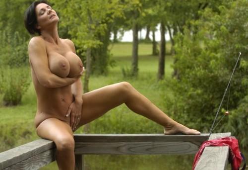 En skön orgasmupplevelse under onani